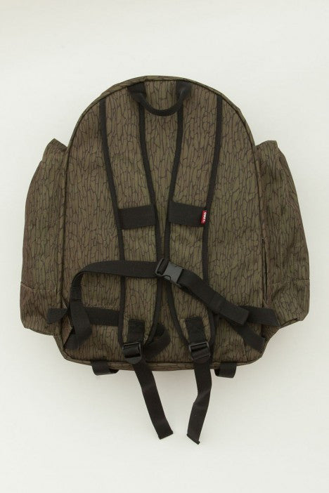 OBEY - Quality Dissent Field Pack, Dark Olive - The Giant Peach