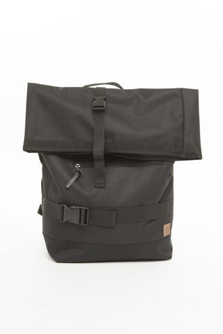 OBEY - Revolt Rolltop Bag, Black