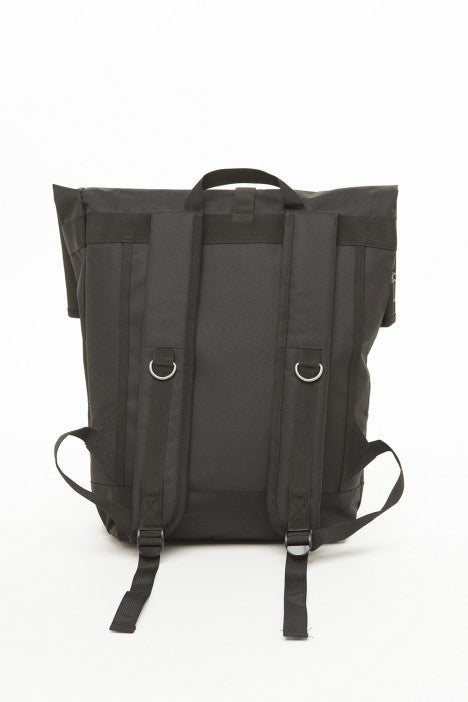OBEY - Revolt Rolltop Bag, Black - The Giant Peach - 5