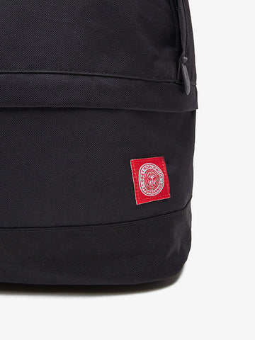 OBEY - Revolt Red Day Pack, Black