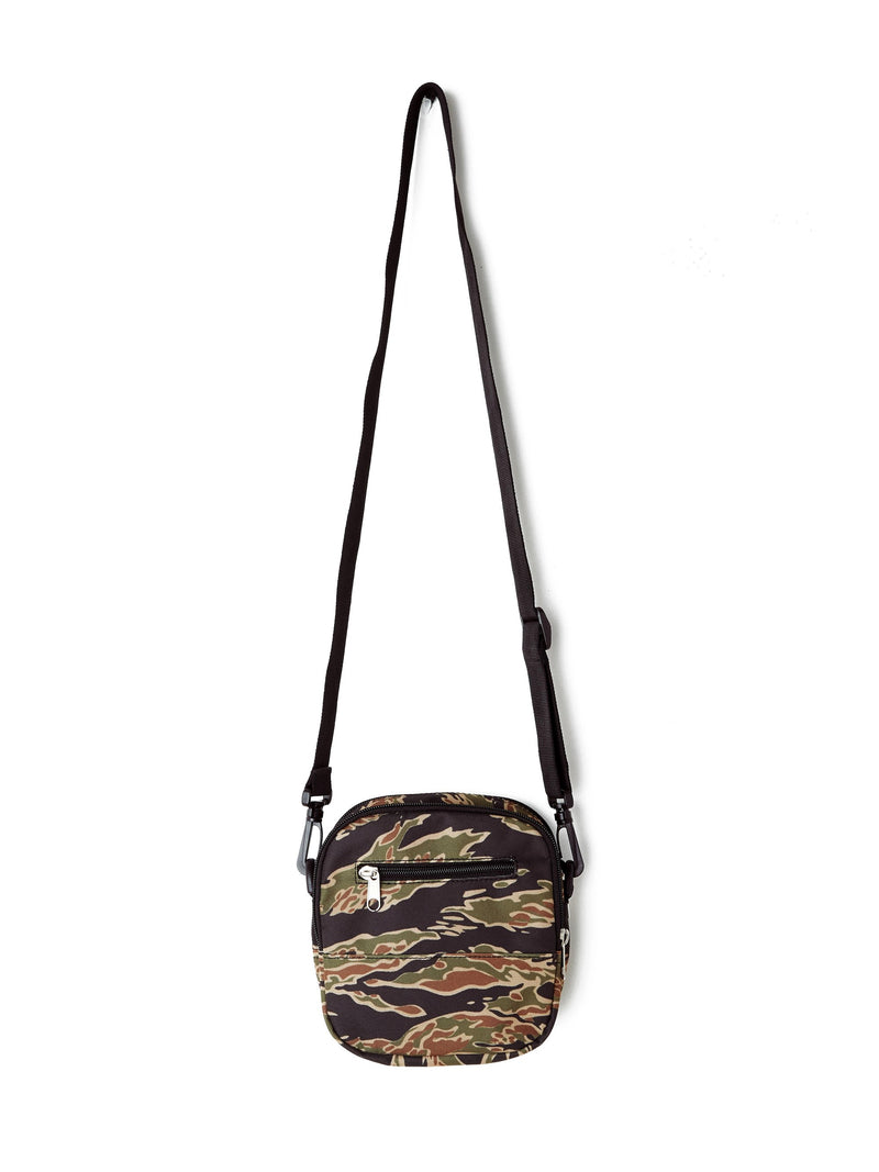 OBEY - Drop Out Traveler Bag, Tiger Camo