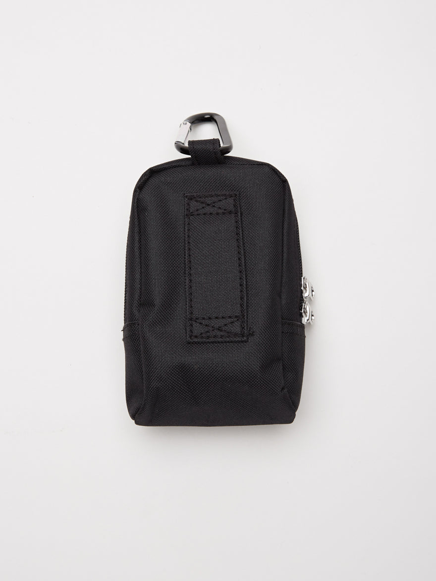 OBEY - Drop Out Utility Small Bag, Black - The Giant Peach