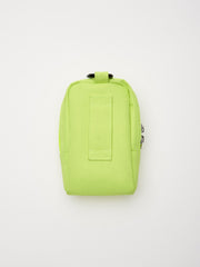 OBEY - Drop Out Utility Small Bag, Safety Green - The Giant Peach