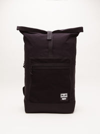 OBEY - Conditions Rolltop Bag, Black