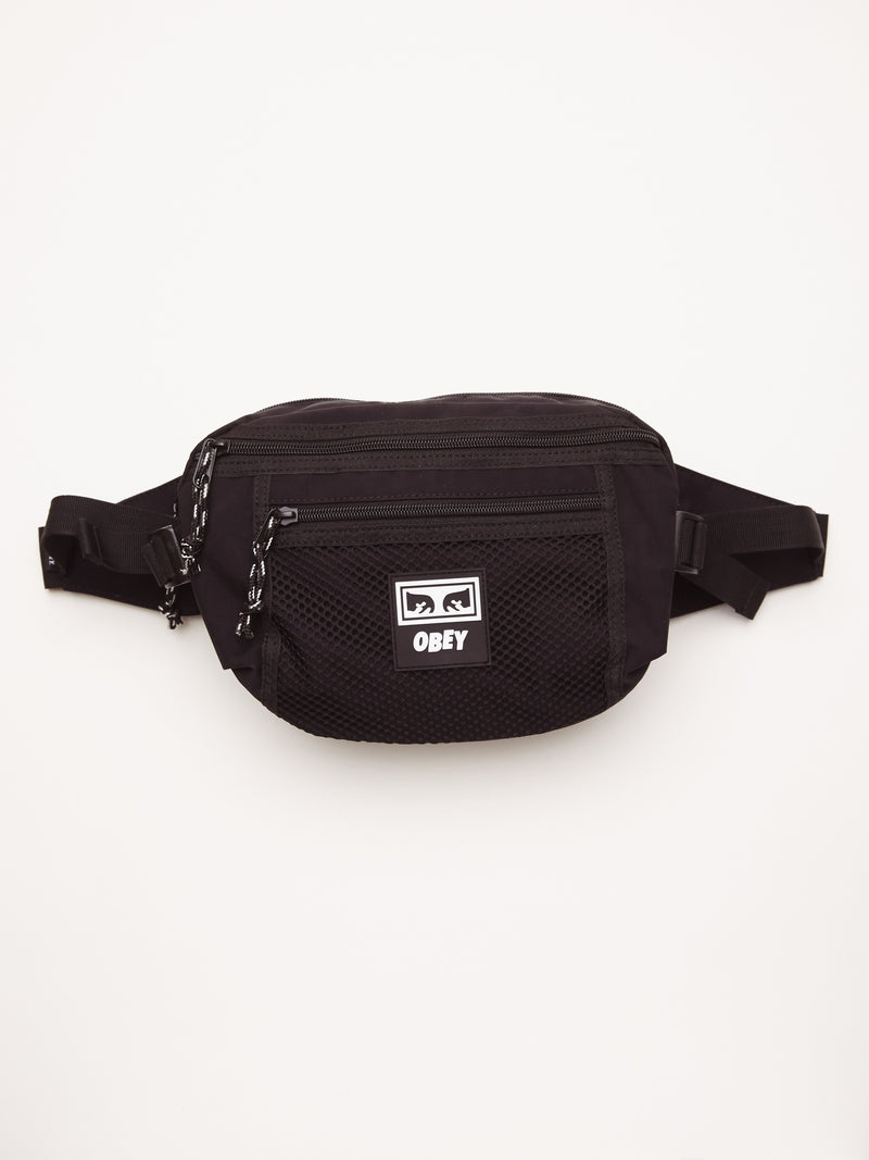 OBEY - Conditions Waist Bag, Black