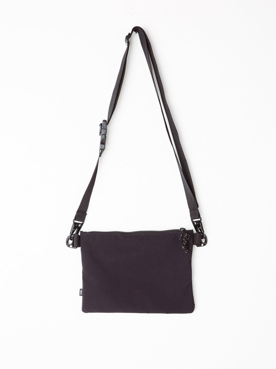 OBEY - Conditions Side Bag, Black