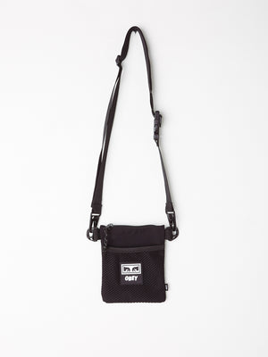OBEY - Conditions Side Pouch, Black