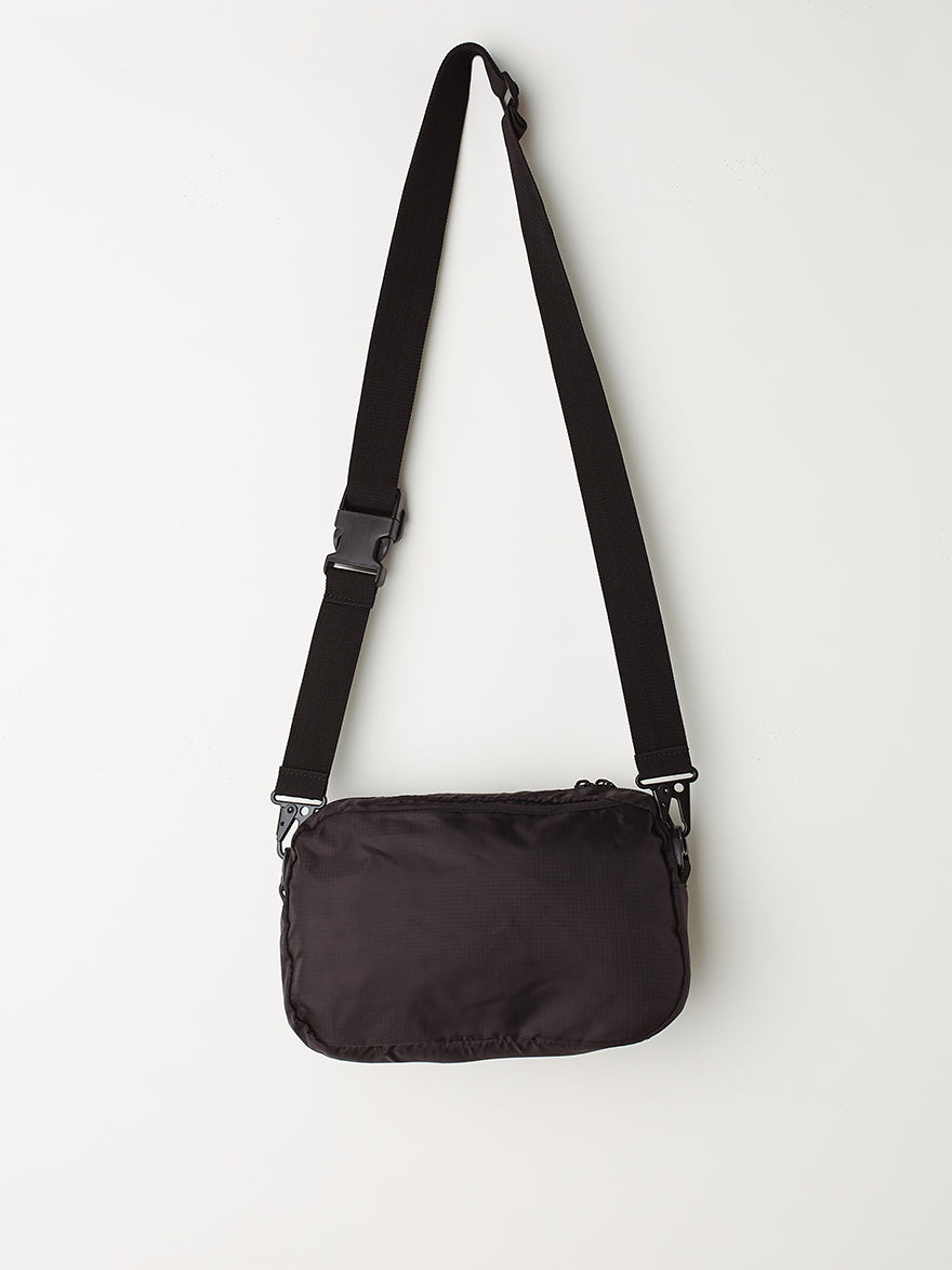 OBEY - Commuter Traveler Bag, Black