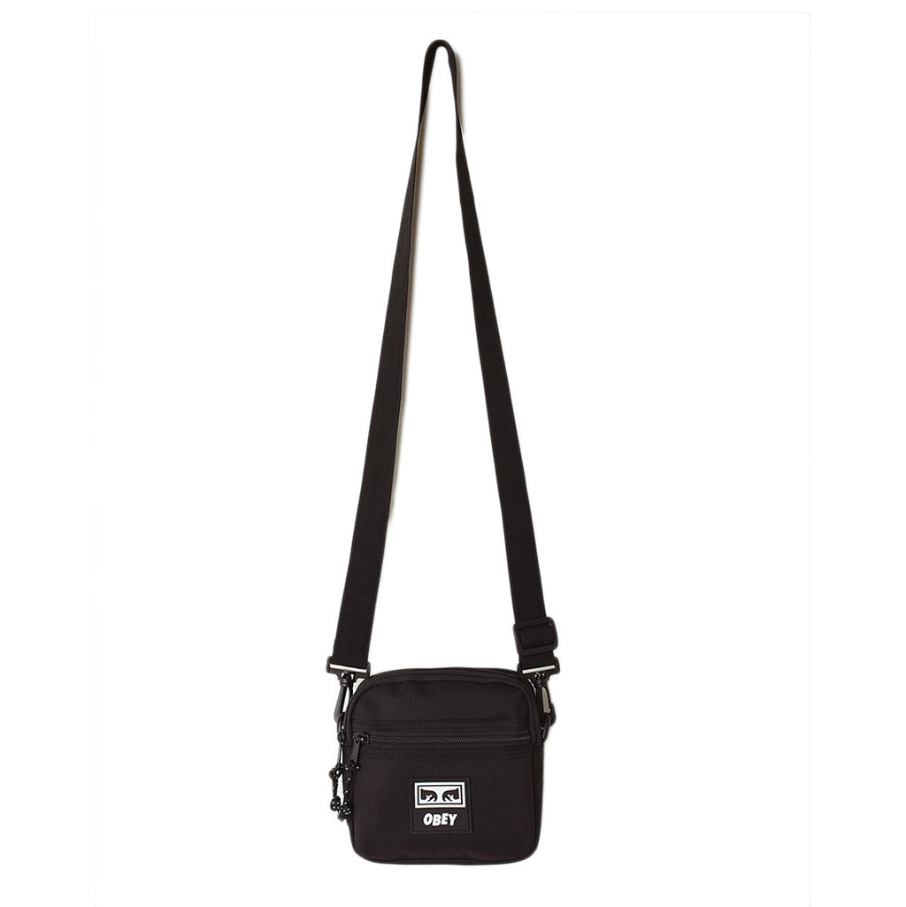 OBEY - Conditions Traveler Bag III, Black