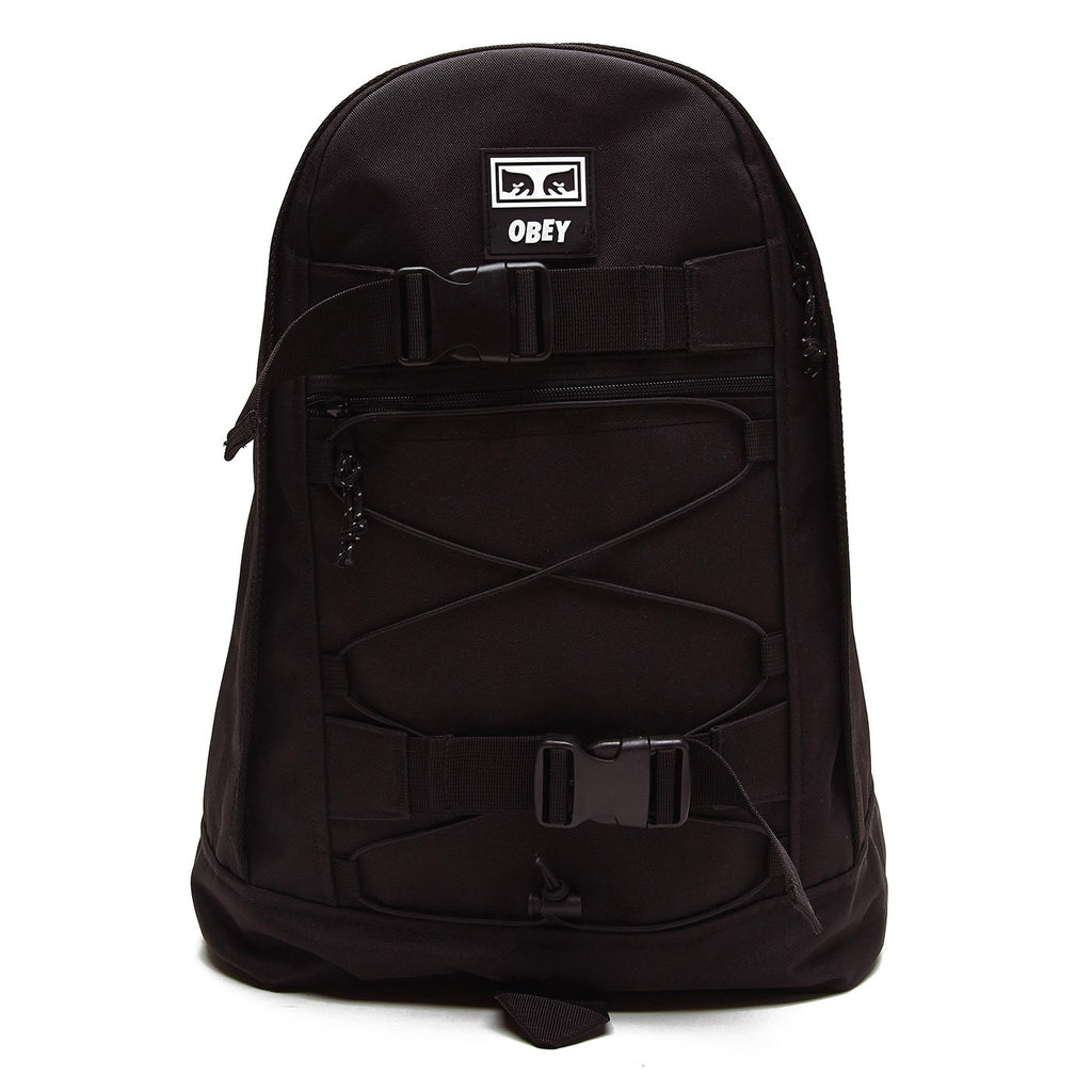 OBEY - Conditions Utility Day Pack Bag, Black