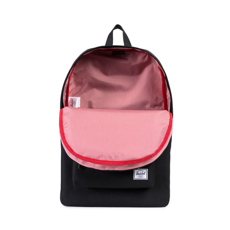 Herschel Supply Co. - Classic Backpack, Black - The Giant Peach