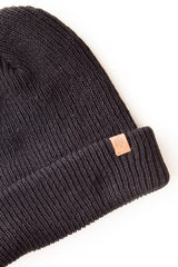 OBEY - Ruger Monogram Beanie, Black - The Giant Peach