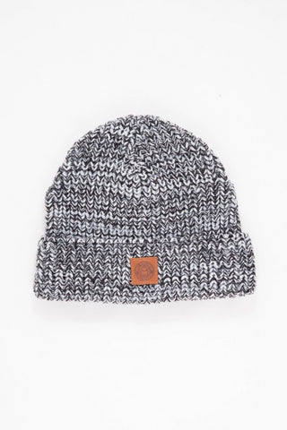 OBEY - Sequoia Beanie, Black Multi - The Giant Peach