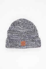 OBEY - Sequoia Beanie, Black Multi - The Giant Peach - 1