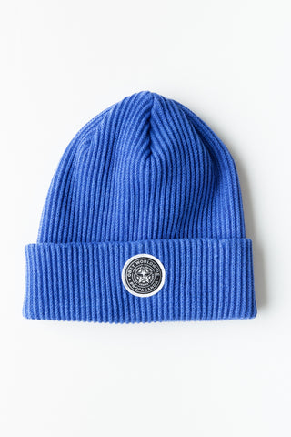 OBEY - Icon Beanie, Royal - The Giant Peach