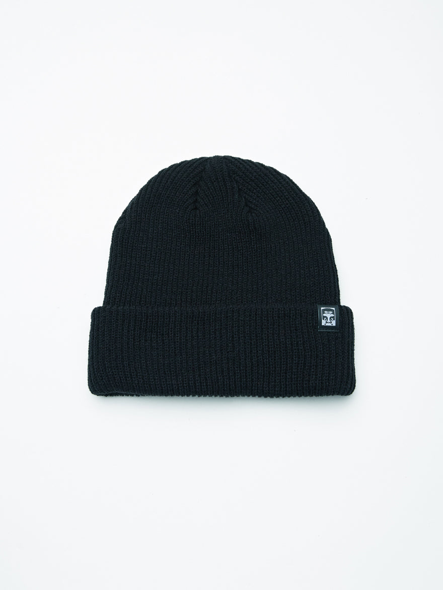 OBEY - Ruger 89 Beanie, Black