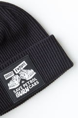 OBEY - Obey x Jamie Reid Beanie, Black - The Giant Peach
