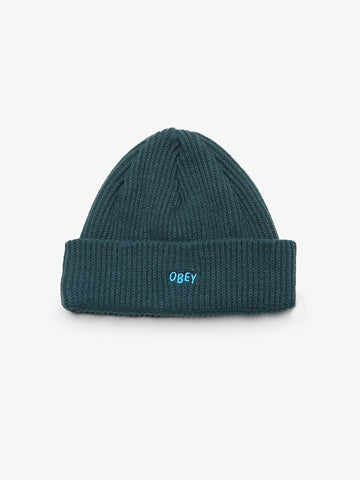 OBEY - Hangman Beanie, Spruce - The Giant Peach