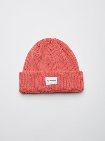OBEY - Churchill Beanie, Faded Rose