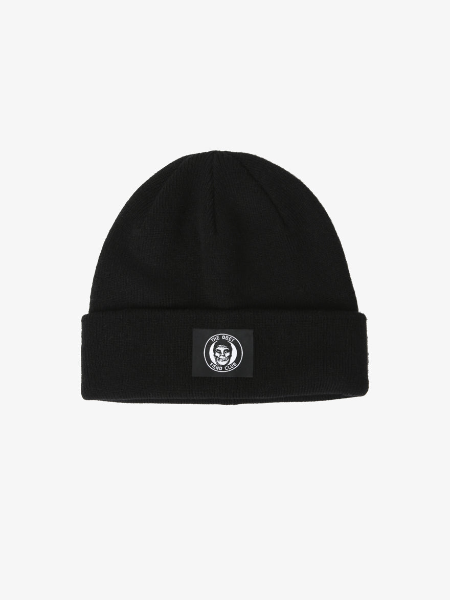 OBEY x Misfits Fiend Club Beanie - The Giant Peach
