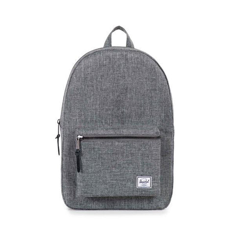 Herschel Supply Co. - Settlement Backpack, Raven Crosshatch - The Giant Peach - 1