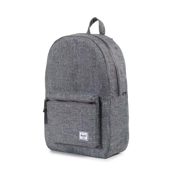 Herschel Supply Co. - Settlement Backpack, Raven Crosshatch - The Giant Peach