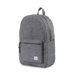 Herschel Supply Co. - Settlement Backpack, Raven Crosshatch - The Giant Peach - 3