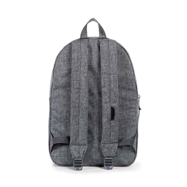 Herschel Supply Co. - Settlement Backpack, Raven Crosshatch - The Giant Peach - 4
