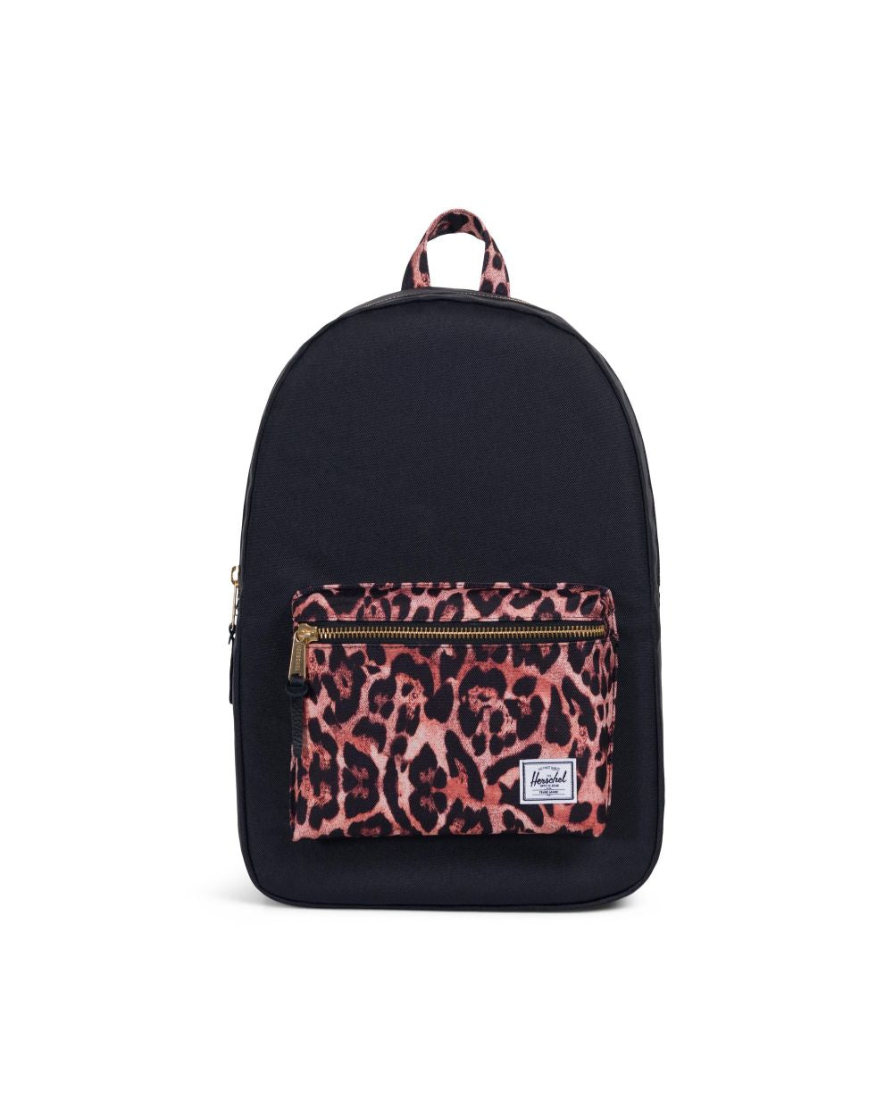 Herschel Supply Co. - Settlement Backpack, Black/Desert Cheetah