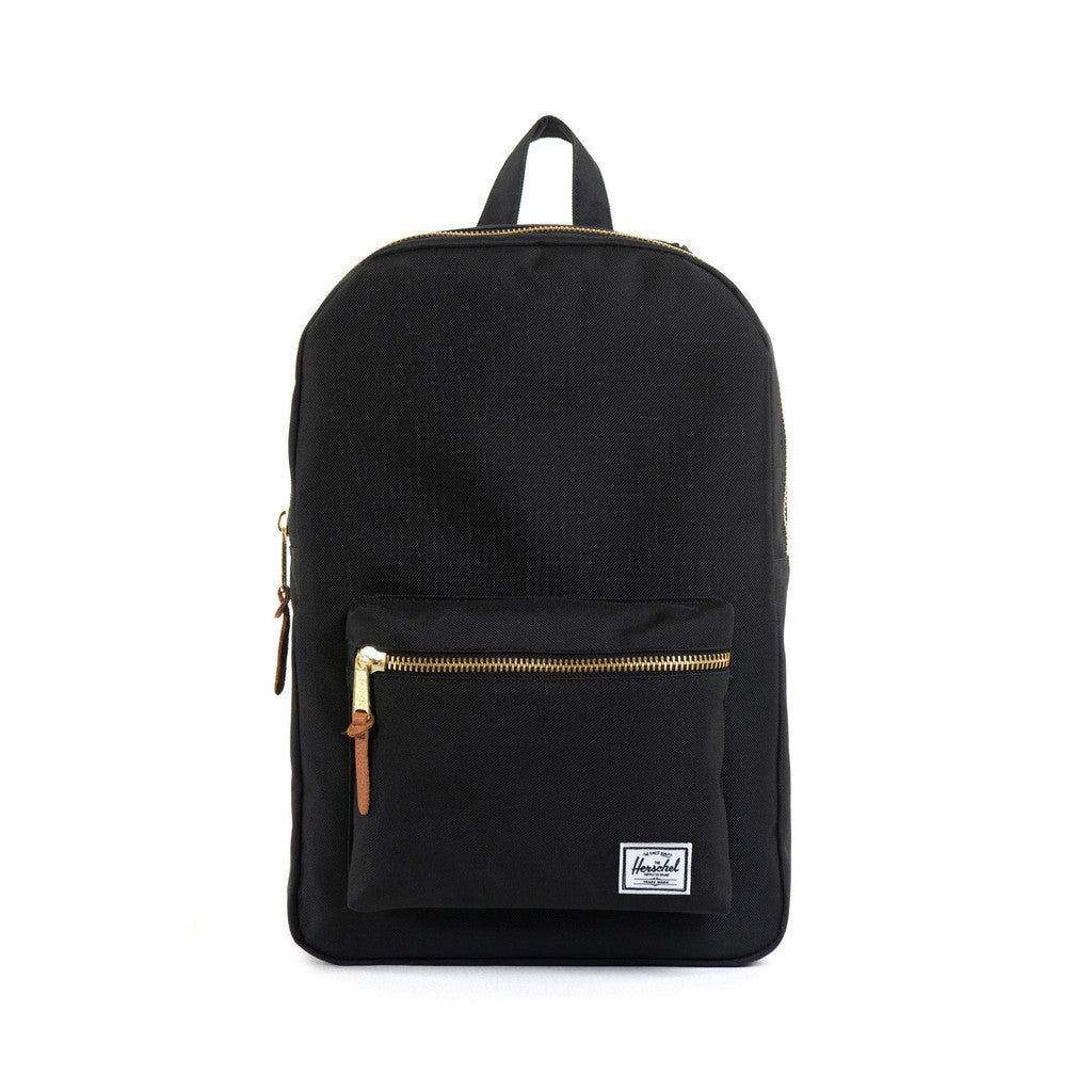 Herschel Supply Co. - Settlement Backpack, Black - The Giant Peach
