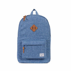 Herschel Supply Co. - Heritage Backpack, Limoges Crosshatch - The Giant Peach - 1