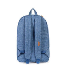 Herschel Supply Co. - Heritage Backpack, Limoges Crosshatch - The Giant Peach - 4