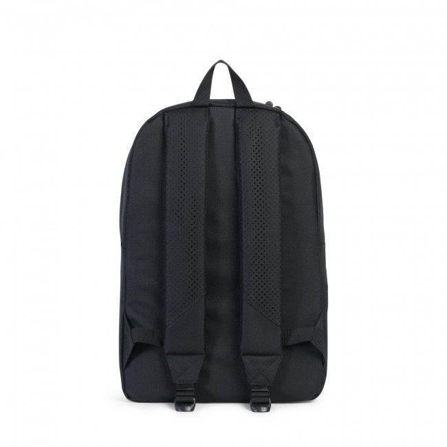 Herschel Supply Co. - Heritage Backpack, Perforated Black/Black - The Giant Peach - 4