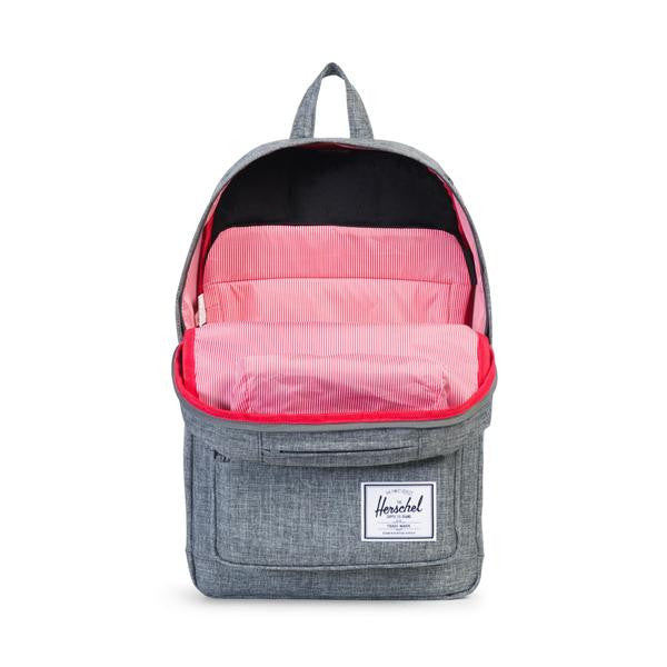 Herschel Supply Co. - Pop Quiz Backpack, Raven Crosshatch