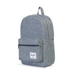 Herschel Supply Co. - Pop Quiz Backpack, Raven Crosshatch - The Giant Peach