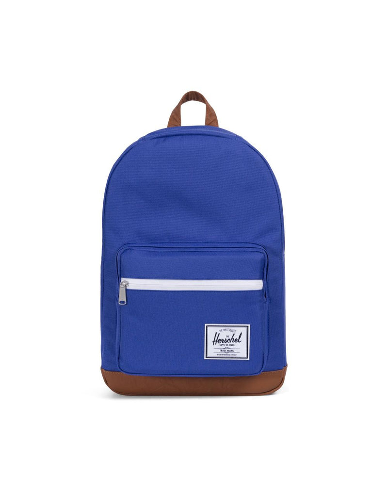 Herschel Supply Co. - Pop Quiz Backpack, Deep Ultramarine/Tan