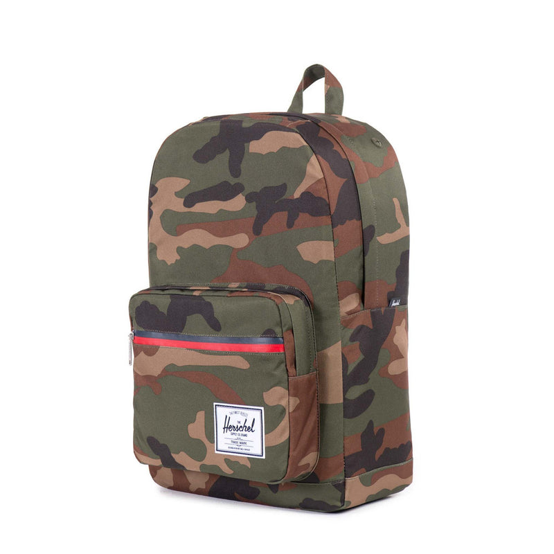 Herschel Supply Co. - Pop Quiz Backpack, Woodland Camo - The Giant Peach