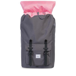 Herschel Supply Co. - Little America Backpack, Charcoal/Blk Native - The Giant Peach