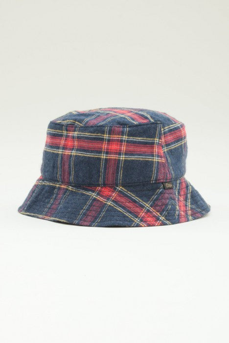 OBEY - Glasgow Bucket Hat, Navy - The Giant Peach