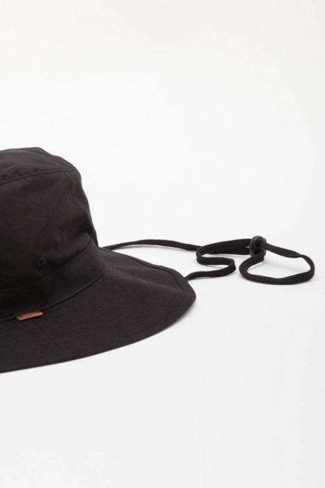 OBEY - Sierra II Hat, Black - The Giant Peach