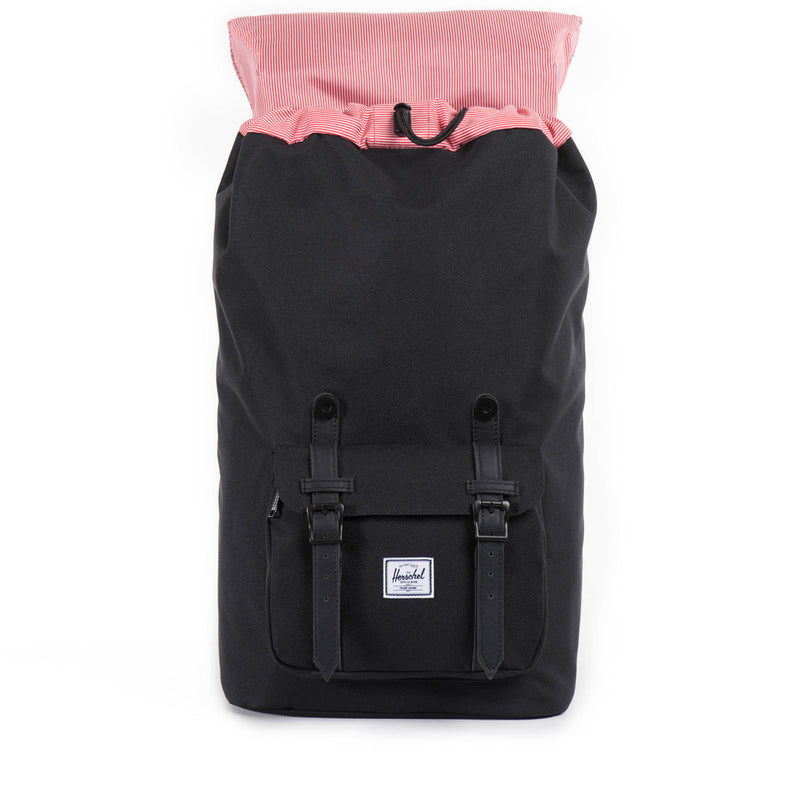 Herschel Supply Co. - Little America Backpack Black/Black - The Giant Peach