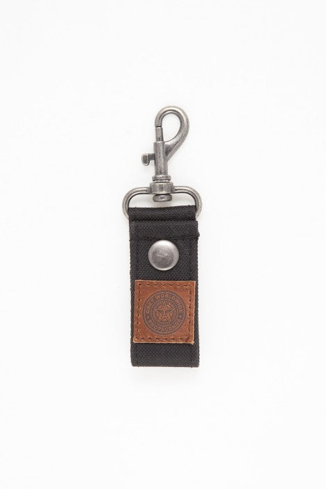 OBEY - Revolt Keychain, Black - The Giant Peach