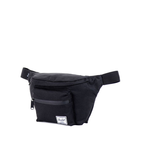 Herschel Supply Co -  Seventeen Hip Pack, Black/Black