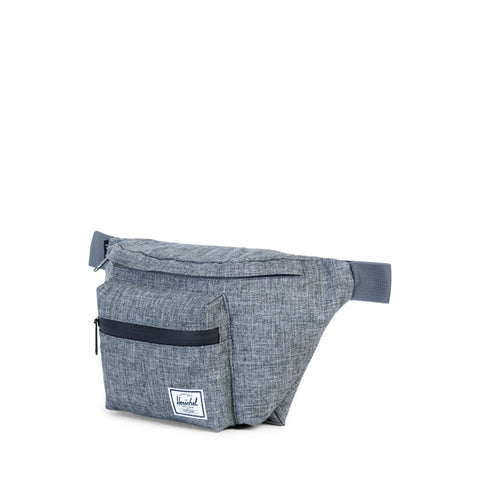 Herschel Supply Co -  Seventeen Hip Pack, Raven Crosshatch