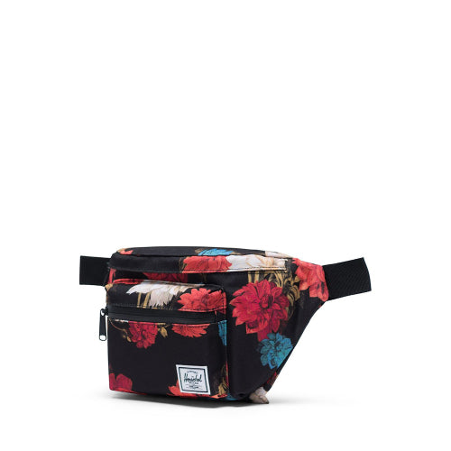Herschel Supply Co -  Seventeen Hip Pack, Vintage Floral Black