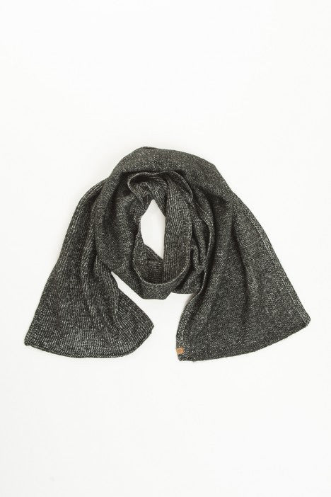 OBEY - New West Scarf, Black - The Giant Peach