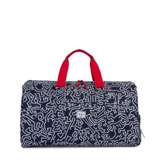 Herschel Supply Co. x Keith Haring - Novel Duffle, Peacoat