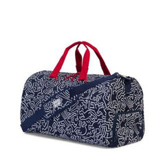 Herschel Supply Co. x Keith Haring - Novel Duffle, Peacoat - The Giant Peach