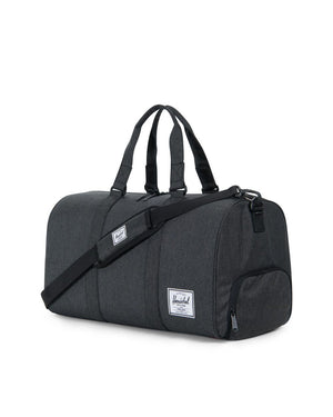 Herschel Supply Co. - Novel Duffle, Black Crosshatch