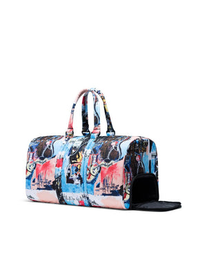 Herschel Supply Co. x Basquiat - Novel Duffle, Basquiat Skull